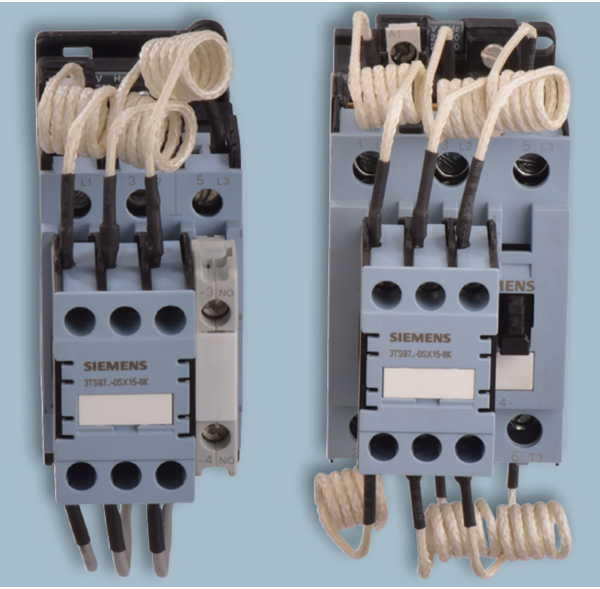 Capacitor Duty Contactor 3TS