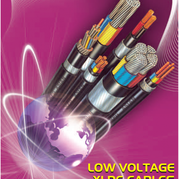 LV XLPE PVC Power & Control Cables